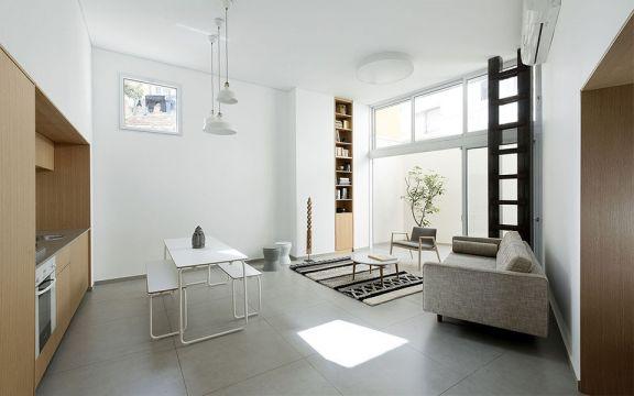 2019现代90平米装饰设计 2019现代公寓u乐娱乐平台设计