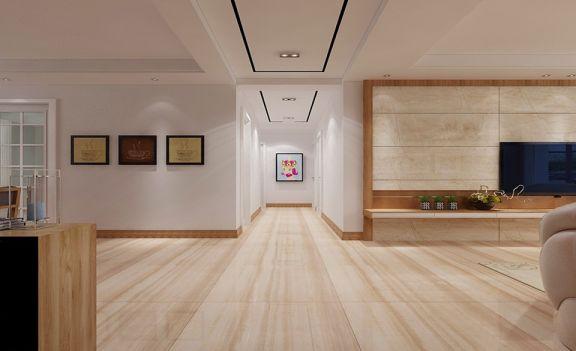 2019美式110平米装修设计 2019美式楼房图片