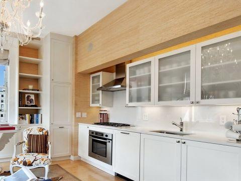 唯美白色厨房u乐娱乐平台优乐娱乐官网欢迎您