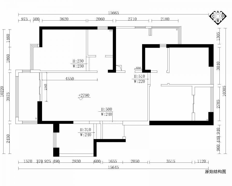 2019田园90平米装饰设计 2019田园三居室u乐娱乐平台设计图片