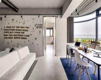 2019混搭70平米设计图片 2019混搭二居室装修设计