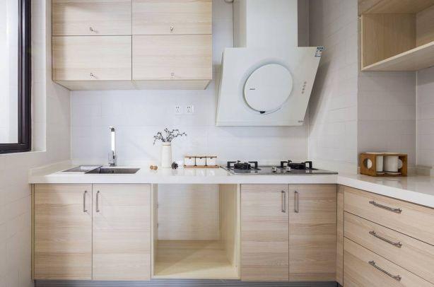 典雅厨房整体橱柜装饰图片