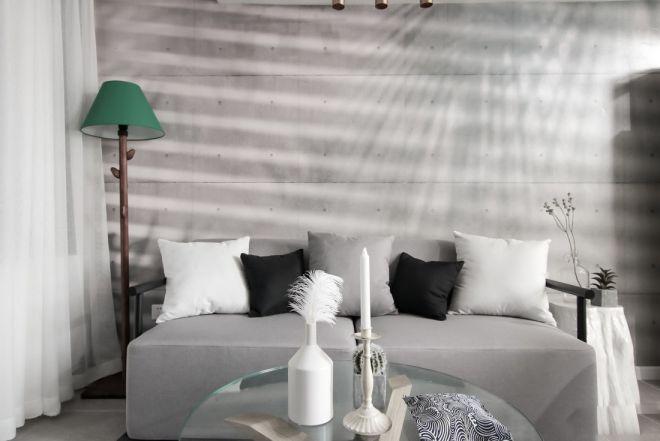 客厅灯具简约风格装修效果图
