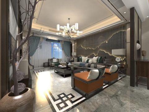 155平新中式U乐国际楼房u乐娱乐平台优乐娱乐官网欢迎您
