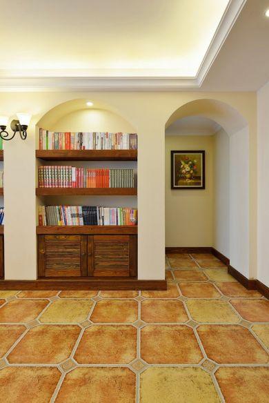 2019中式古典客厅装修设计 2019中式古典地砖装修效果图大全