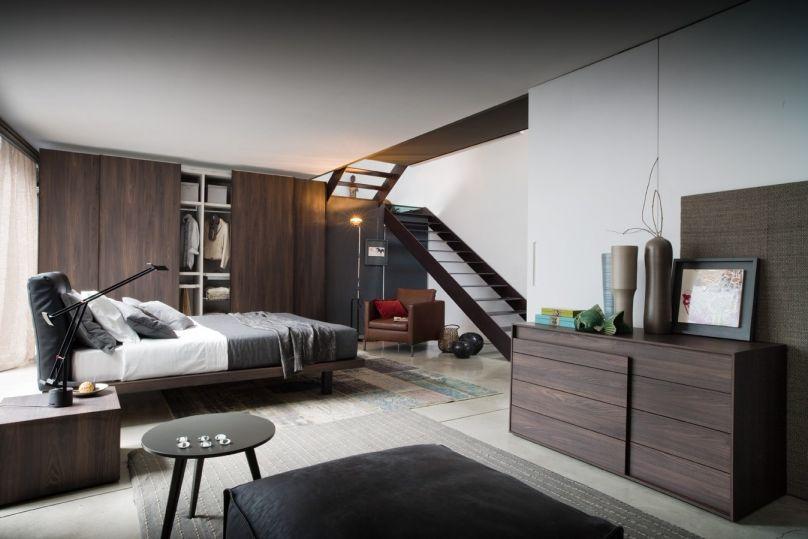 臥室吊頂現代風格裝飾設計圖片