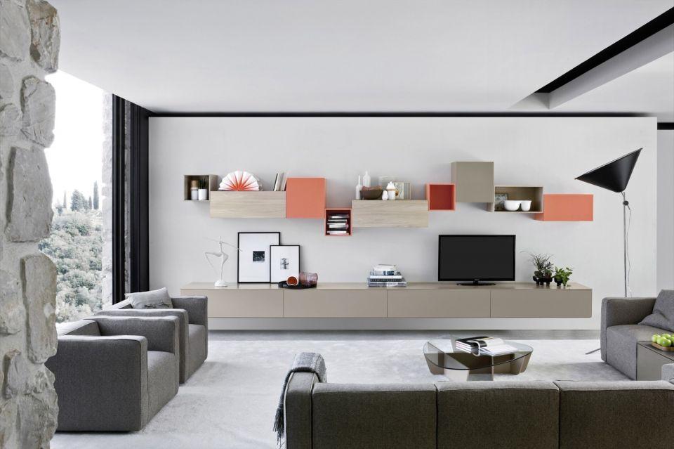 112平現代風格公寓裝修效果圖