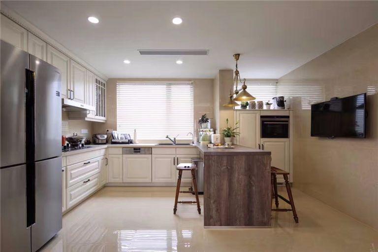 廚房櫥柜現代簡約風格裝飾圖片