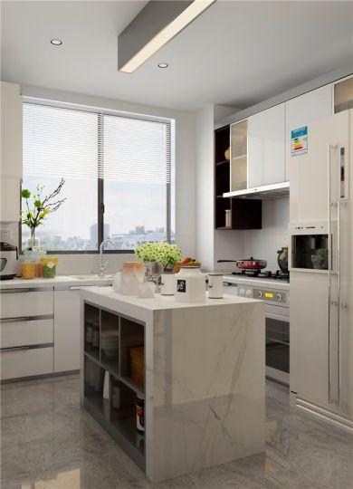 廚房櫥柜現代風格裝修設計圖片