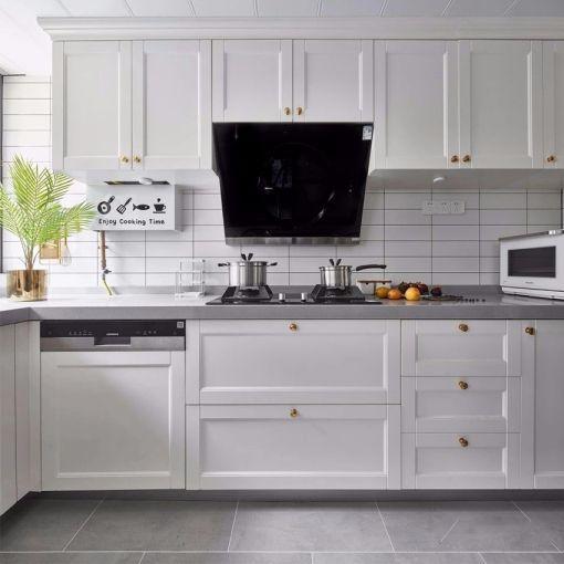 廚房櫥柜北歐風格裝修效果圖
