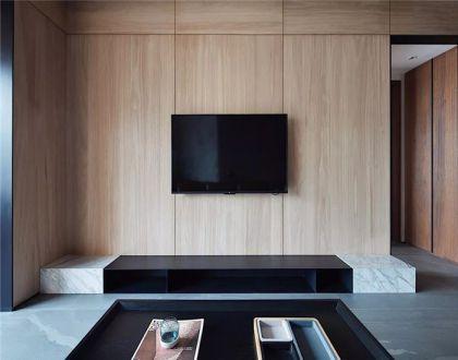 客厅灰色地砖现代U乐国际装潢优乐娱乐官网欢迎您