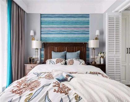 2021混搭90平米装饰设计 2021混搭三居室装修设计图片