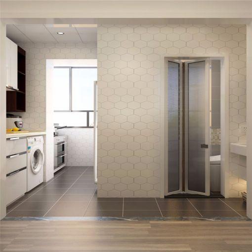 厨房地砖简约风格效果图