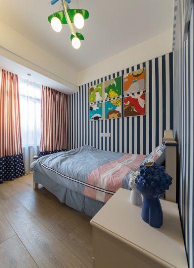 摩登卧室设计图欣赏
