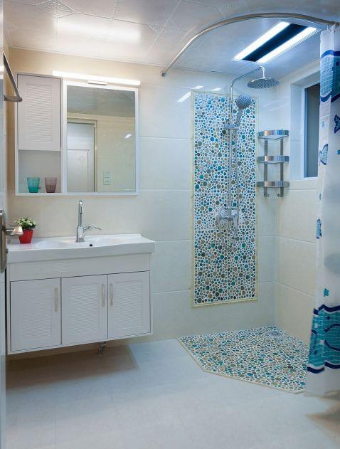 最新卫生间简约室内装修图片