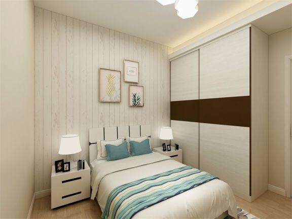 奢华卧室白色简欧案例图片