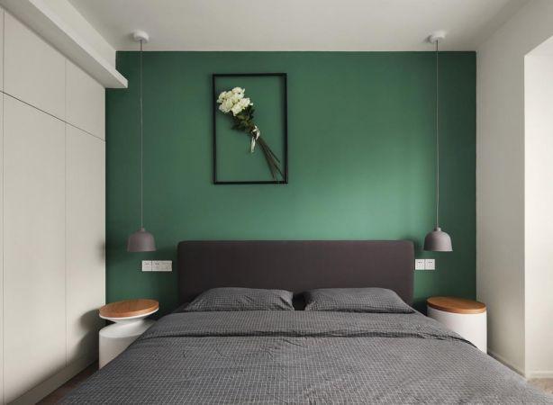 精致卧室平面图