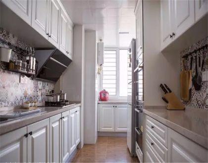 华丽田园U乐国际厨房设计图片