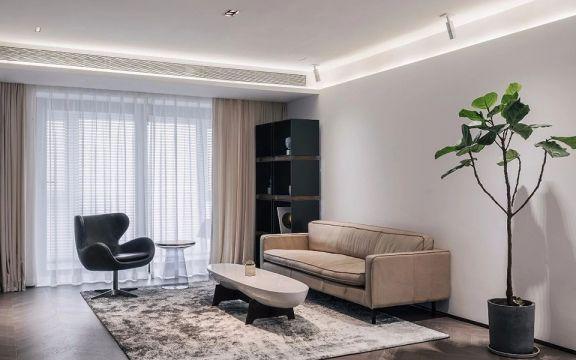 140平现代简约风格四居室装修效果图