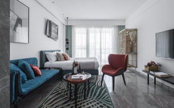2019现代70平米设计图片 2019现代公寓装修设计