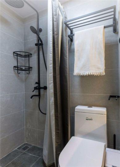 富丽卫生间背景墙案例图片