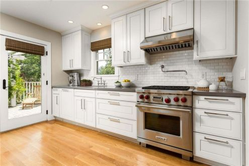 厨房橱柜中式装饰效果图