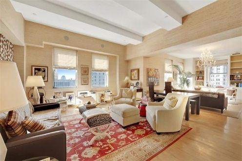 质朴客厅美式家装设计