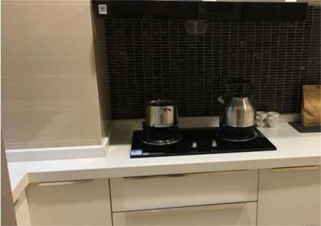 清新厨房简约室内装修设计