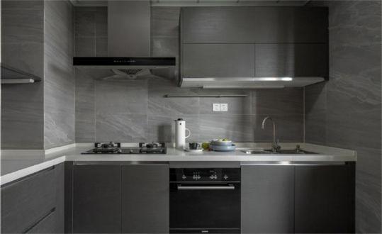 质朴厨房欧式u乐娱乐平台案例图片