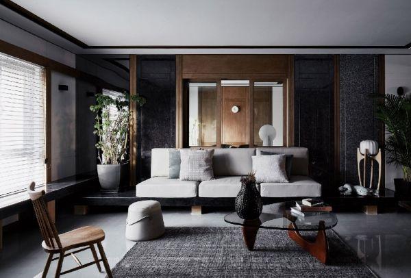 风雅客厅现代简约图片