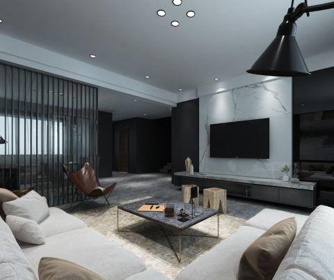 雅致客厅现代家装设计图