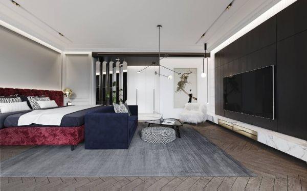 典雅卧室地砖装修方案