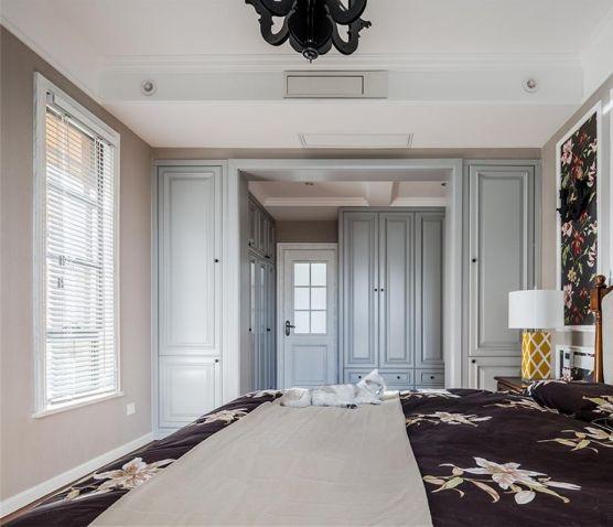 格调白色卧室装修方案