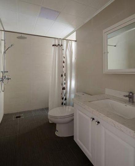 典雅卫生间简约装潢图片