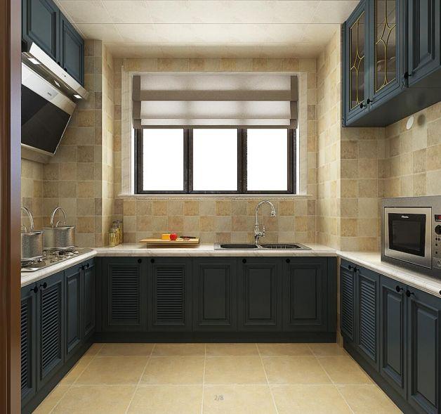 厨房橱柜u乐国际娱乐城设计方案