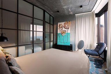 2021混搭卧室装修设计图片 2021混搭吊顶效果图