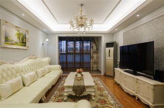 150平欧式风格套房装修效果图