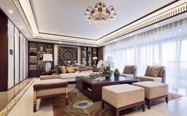 2018东南亚150平米效果图 2018东南亚套房设计图片
