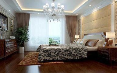 卧室背景墙现代简约装饰图片