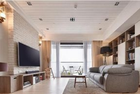 2019美式150平米效果图 2019美式二居室装修设计