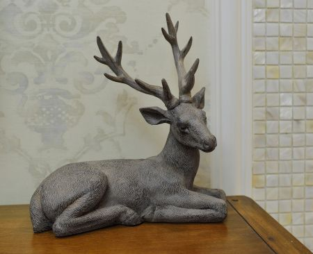 淡雅客厅美式实木家具装饰效果图