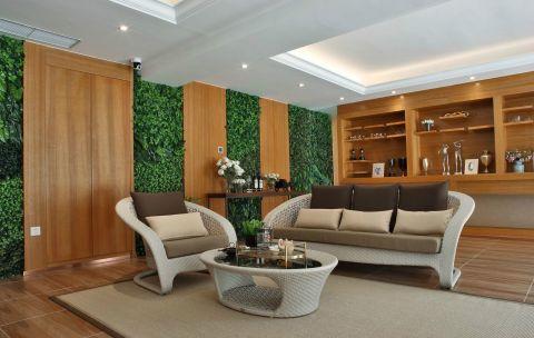 2021新古典110平米装修设计 2021新古典二居室装修设计