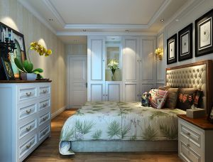 2019中式古典150平米效果图 2019中式古典三居室装修设计图片