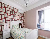 卧室床现代U乐国际装潢设计图片