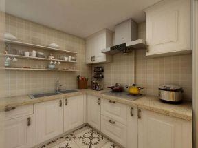 厨房橱柜简约U乐国际装饰设计图片