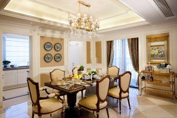 餐厅餐桌u乐国际娱乐城U乐国际装潢图片