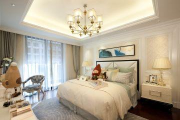卧室窗帘u乐国际娱乐城U乐国际装饰设计图片