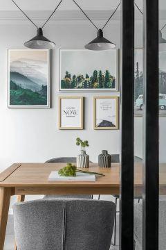 2019简约90平米装饰设计 2019简约楼房图片