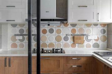 厨房橱柜北欧U乐国际装潢图片