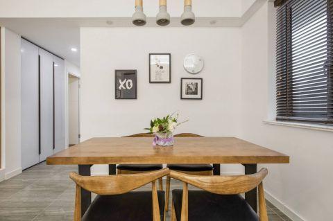 餐厅餐桌北欧U乐国际u乐娱乐平台设计图片
